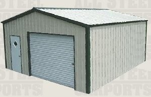 All Steel Carports